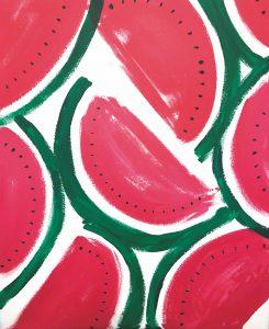 malwerkstatt moedling-marketing moedling- kunstkurs modling- kunst workshop moedling- atelier up logo- uschi polly-melone backround