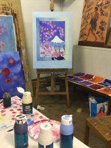 uschi polly - atelier up - malwerkstatt moedling-marketing moedling- kunstkurs modling- kunst workshop moedling- Uschi Polly- color up your life- atelier