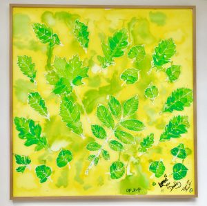 uschi polly - atelier up - malwerkstatt moedling-marketing moedling- kunstkurs modling- kunst workshop moedling- Uschi Polly- color up your life- seidenbild 2