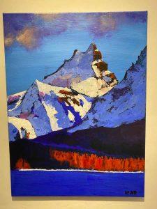 Uschi-Polly-Atelier-UP-Werk-Berge